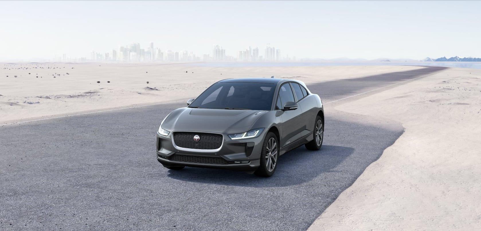 Jaguar I-Pace First Edition leasen