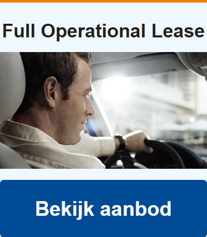 Full Operational Lease - ALMN Voorraadlease