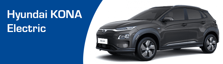 Hyundai KONA electric operational lease